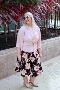 Spring Style Floral Print