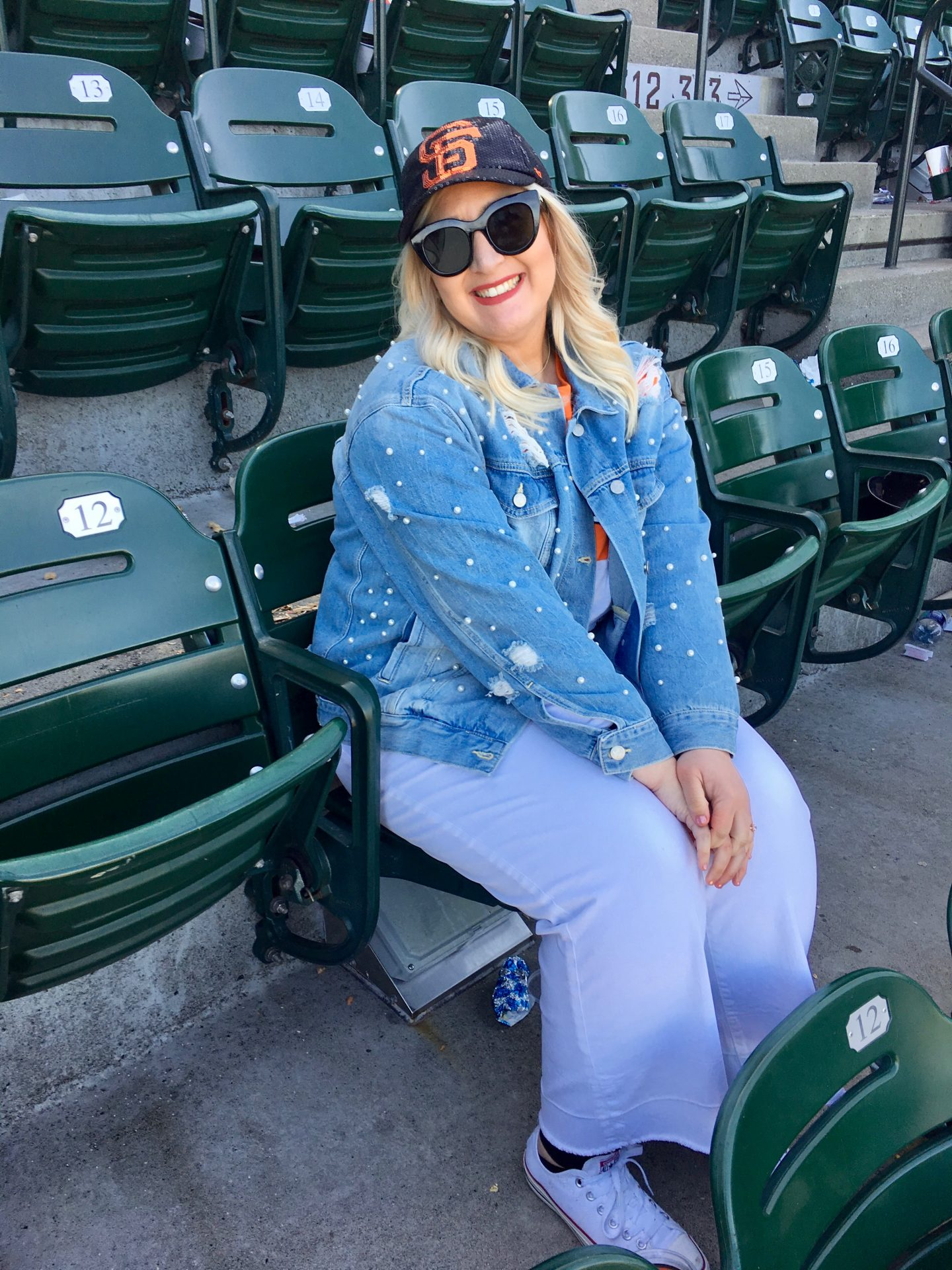 A Day Filled With Baseball…and So Many Non-Scale Victories (NSV)