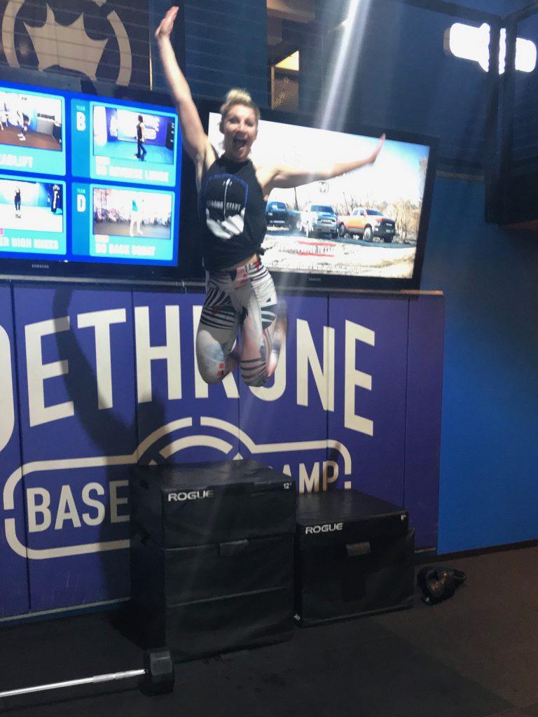 Q&A Helene Jumping for Joy