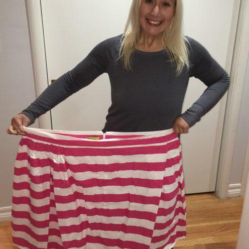 pink-striped-skirt-after