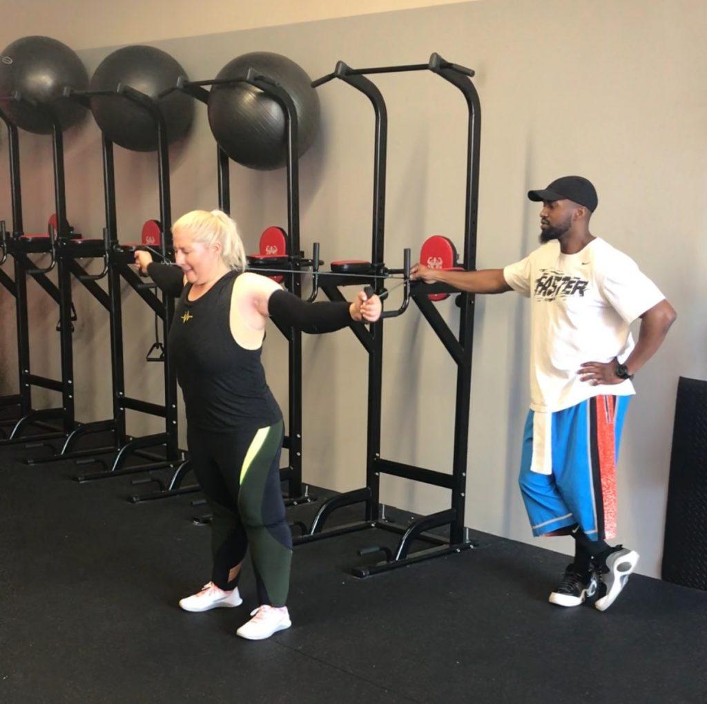 Jacqueline and Bo motivation