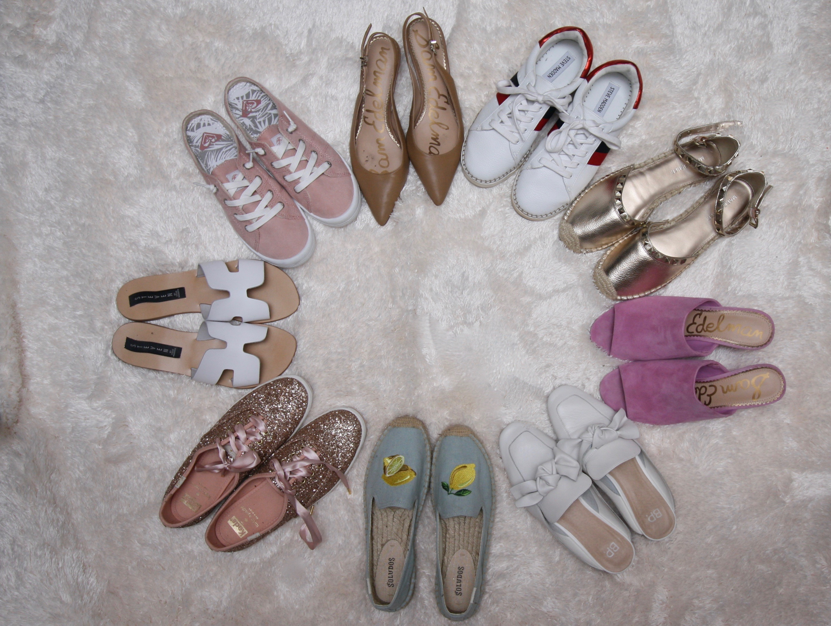 8b5945796 My Favorite Shoes for Summer! Styles and Types of Shoes that Help me Feel  Comfortable and Confident.