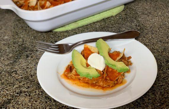 Deconstructed Enchiladas Recipe