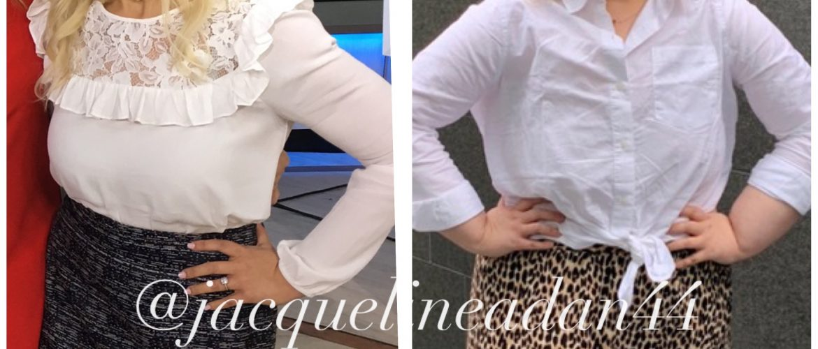 jacqueline adan after weight loss and then some weight gain