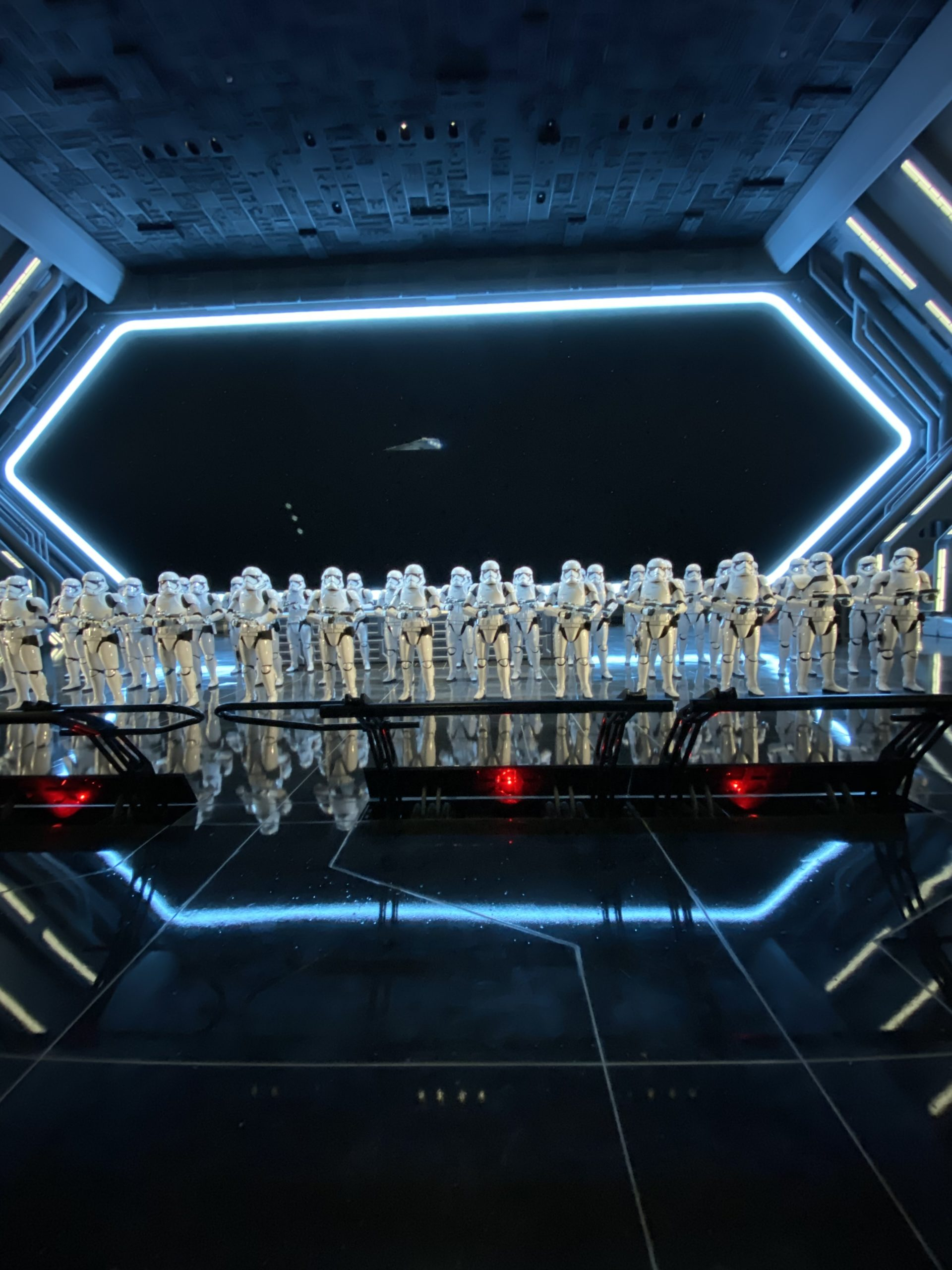 Rise of Resistance Storm Troopers