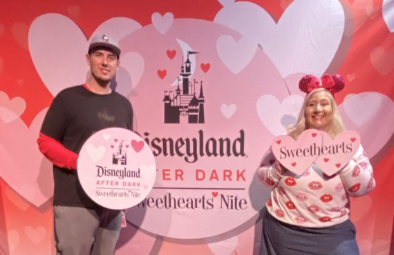 Disneyland After Dark Sweethearts Nite