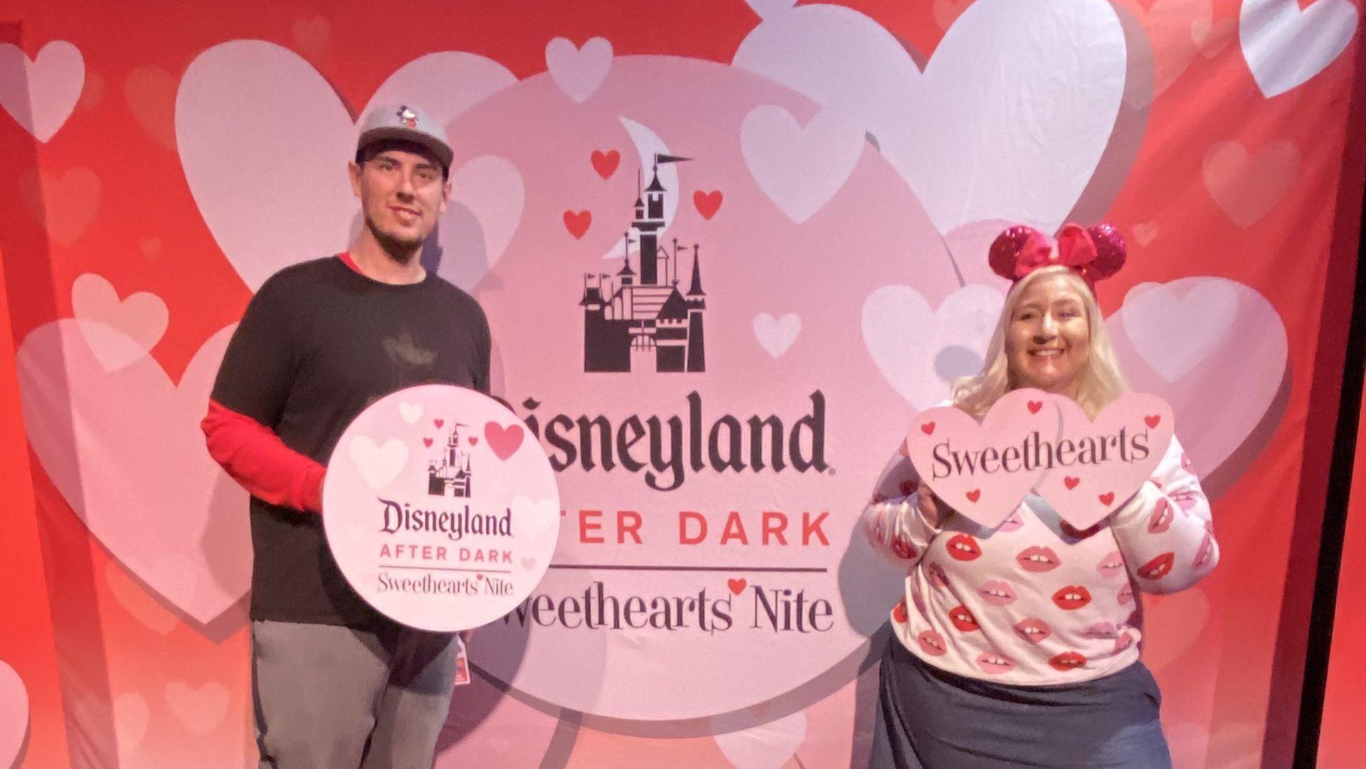 Disneyland After Dark Sweethearts Nite