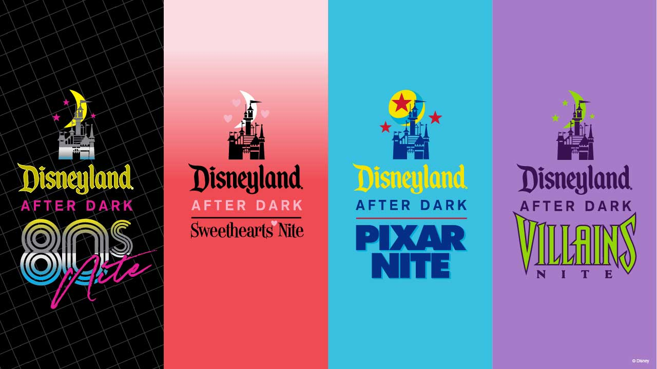 disneyland afterdark events