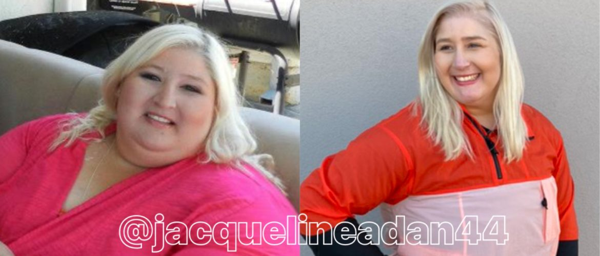 Jacqueline Adan Before and After Weight Loss